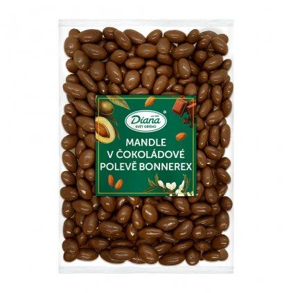 Mandle v čokoládové polevě bonnerex 1kg