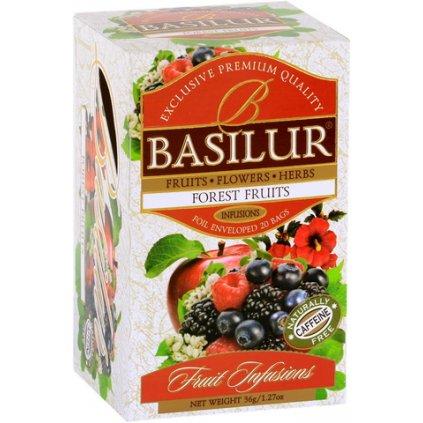 BASILUR Fruit Forest Fruit přebal 25x1,8g