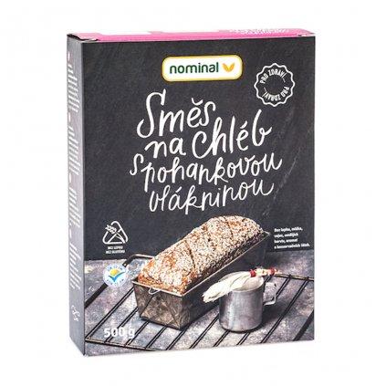 Nominal BLP Směs na chléb s pohankovou vlákninou 500g
