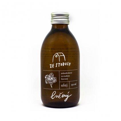 Nominal Lněný olej 250ml