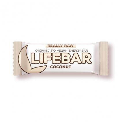 Lifefood LIFEBAR BIO RAW kokosová 47g