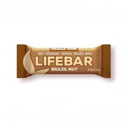 Lifefood LIFEBAR BIO RAW brazilská 47g