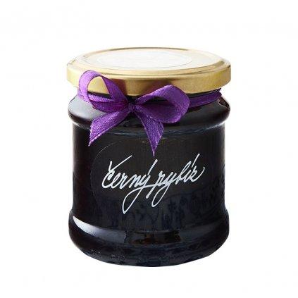 Marmelády s příběhem Černý rybíz extra džem výběrový speciální 205g
