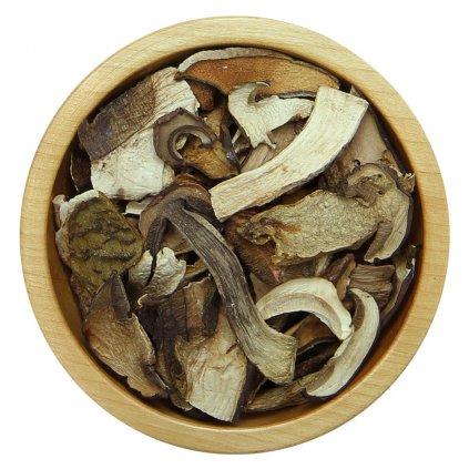 Směs lesních hub sušených 100g