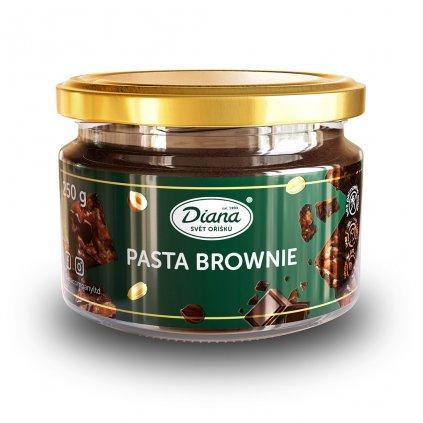 Pasta brownie 250g