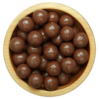 Rumové kuličky s kokosem v mléčné čokoládě 1kg