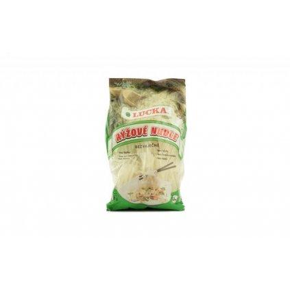 Lucka rýžové nudle bezlepkové 3mm 240g