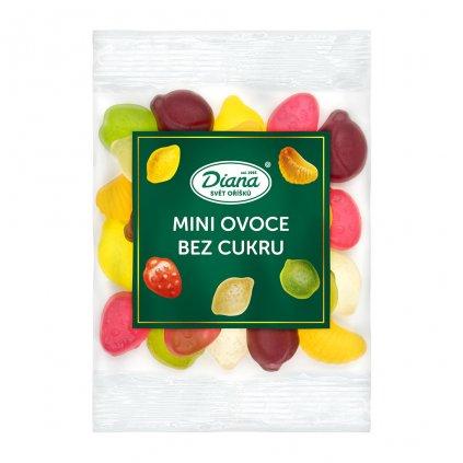 Mini ovoce bez cukru 100g