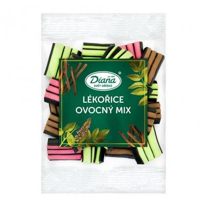 lékořice ovocný mix 100 g diana company