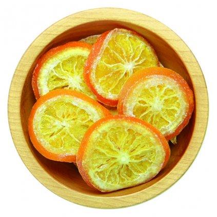 Pomerančové plátky