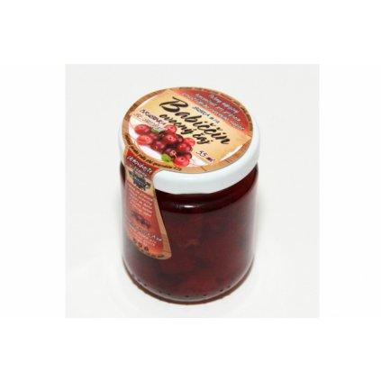 Babiččin ovocný čaj - brusinka se skořicí 60 ml