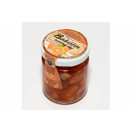 Babiččin ovocný čaj - pomeranč se skořicí 60ml