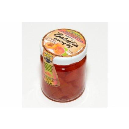 Babiččin ovocný čaj - meruňka se skořicí 60ml