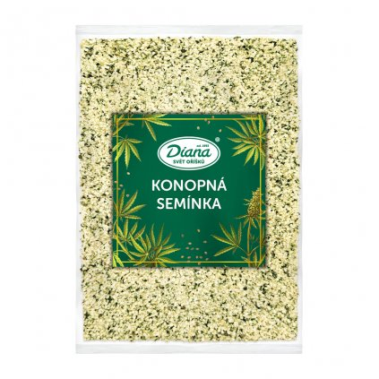 Konopná semínka 300g