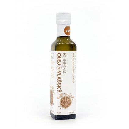 Bohemia olej Olej z vlašských ořechů RAW 250ml