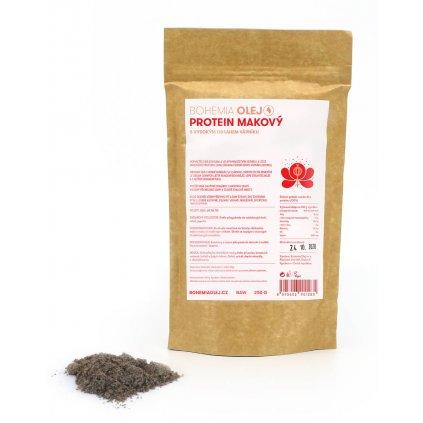 Bohemia olej Makový protein 250g