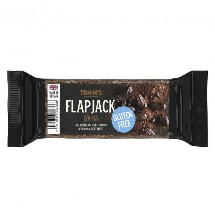 FLAPJACK Gluten free cacao 100g