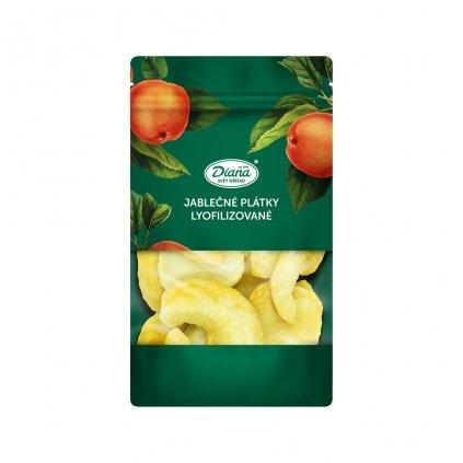 Jablečné plátky lyofilizované 35g