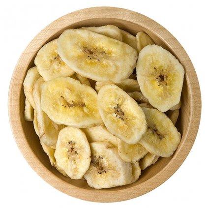 Banán chips 400g