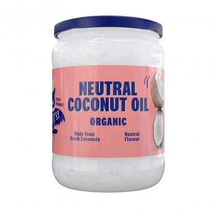 HealthyCo ECO Kokosový olej - neutrální 500ml