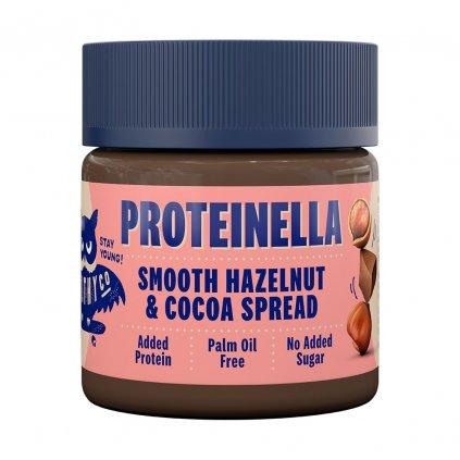 HealthyCo Proteinella - lískový oříšek, čokoláda 200g