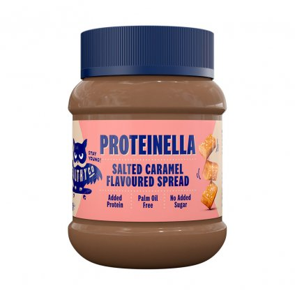 HealthyCo Proteinella - slaný karamel 400g