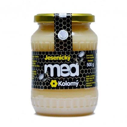 Kolomý med pastovaný 500g