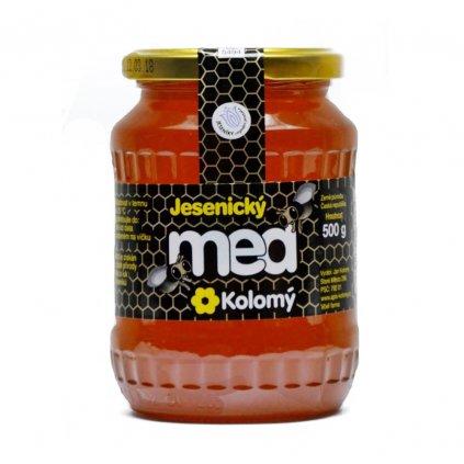 Kolomý med květový 500g