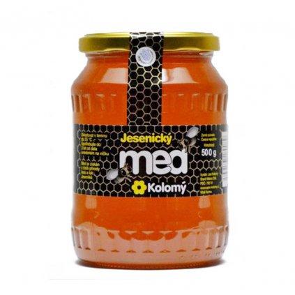 Kolomý med květový javorový 500g
