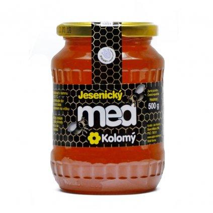 Kolomý med lipový 500g