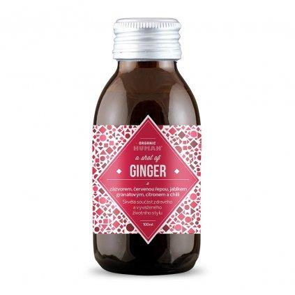 Organic Human Ginger SHOT BIO 100 ml