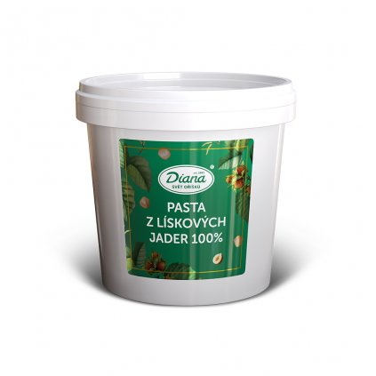 Pasta z lískových jader 100%