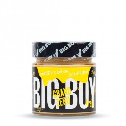 Big Boy Grand Zero krém s bílou čokoládou 250g