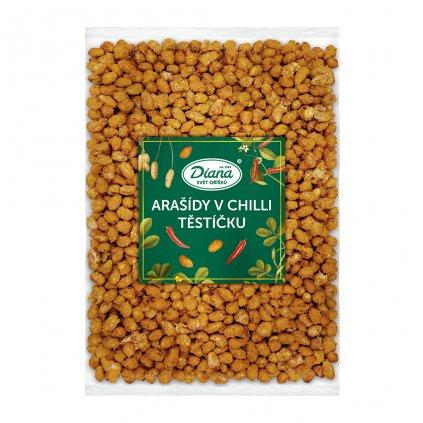 Arašídy v chilli těstíčku 1kg