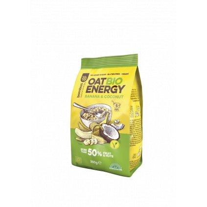BOMBUS OAT BIO ENERGY Banana&Coconut 300g