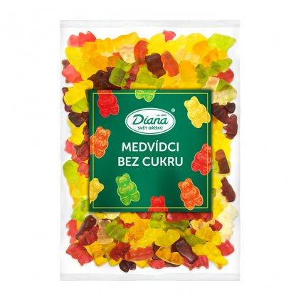 Medvídci bez cukru 500g