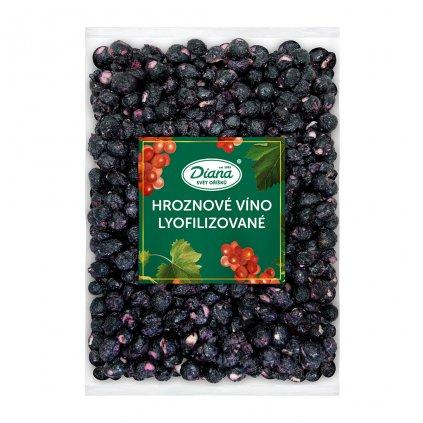 Hroznove vino lyofilizovane 1 kg diana company