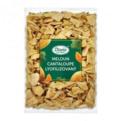 Meloun Cantaloupe lyofilizovaný 1kg