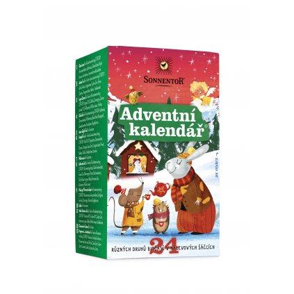 SONNENTOR Adventni kalendar