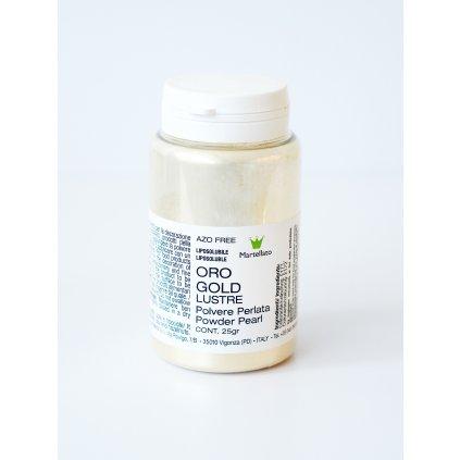 Almeco barva v prasku rozpustna v tucich zlata bez azo