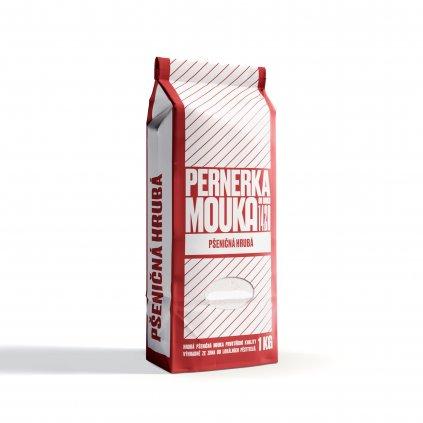 Pernerka Mouka pšeničná hrubá 1kg