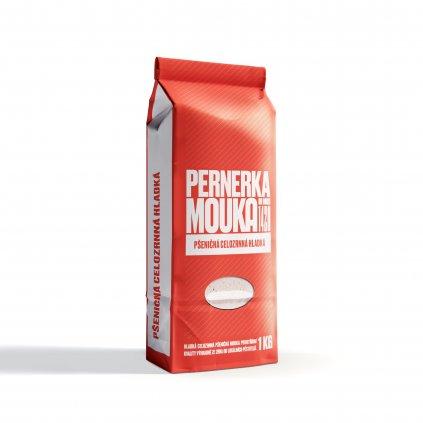 Pernerka Mouka pšeničná celozrnná hladká 1kg