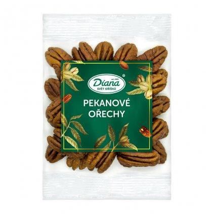 pekanové ořechy 100g diana company