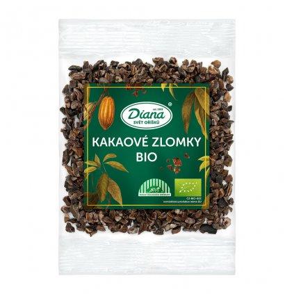 kakaové zlomky bio 100 g diana company