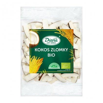 kokos zlomky bio 100 g diana company