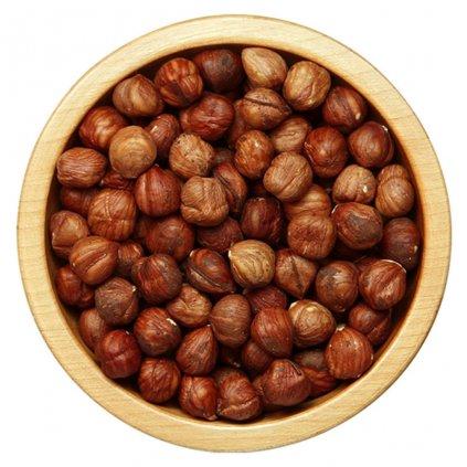 Lísková jádra natural 13/15 BIO 100g