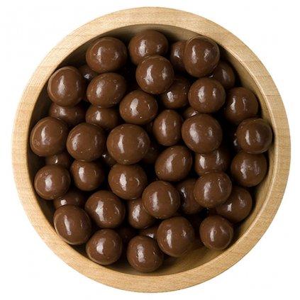 Lísková jádra v čokoládové polevě bonnerex 100g