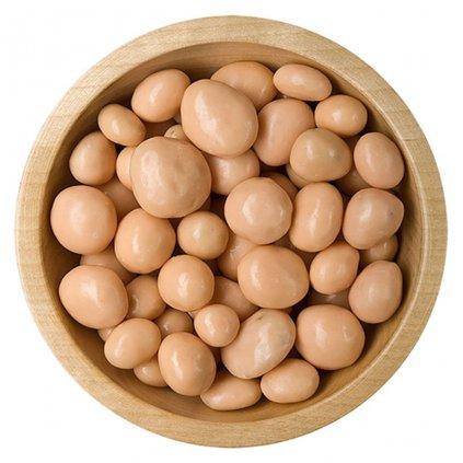 Meruňky v jahodovém jogurtu 100g