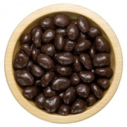 Zázvor v polevě z hořké čokolády 100g