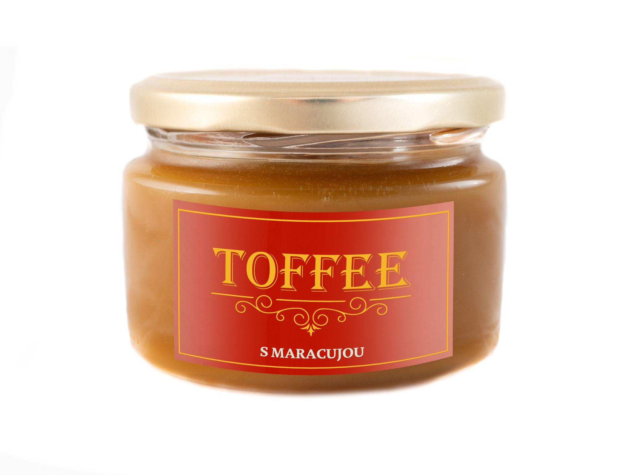 MyToffee Toffee s maracujou 250g